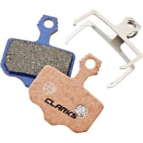 Clarks Semi-Metallic Disc Brake Pads Avid Elixir